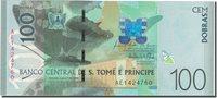 100 Dobras Saint Thomas and Prince Banknote, 2016-10-21