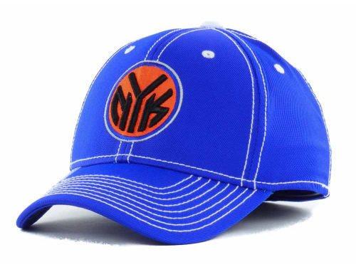 "New York Knicks adidas ""NBA Primary Team Flex Cap"" Bran"