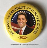 Ben Sasse 2020 Presidential Hopeful Campaign Button (SASSE-701)