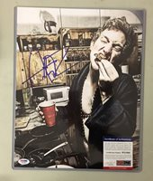 W31880 Asher Roth Signed 11x14 Photo AUTO Autograph PSA/DNA COA