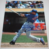 Nate Schierholtz signed Cubs 8x10 photo COA