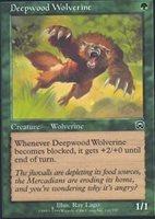 Deepwood Wolverine