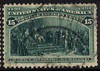 US 238 15 Cent Columbus Returns
