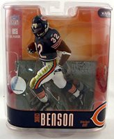 McFarlane NFL Football Action Figures Series 15: Cedric Benson