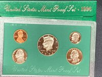 1996 S United States Mint Proof Set