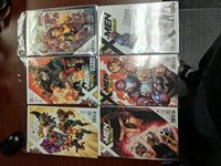 X-Men Gold 1-36 + Annual 2 + Wedding Special