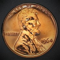1964 P Lincoln Penny ( Memorial Reverse ) One Cent Proof 1964-P PR-67 CAM Discovery Error Coin Extra Memorial Column and QDR Quadrupled Columns Penny PR-67 CAM Fiduciary Grading & Attribution