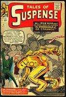 Tales of Suspense (Superheroes) #41 VG