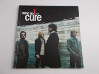 "+/ BON JOVI 'STAND UP FOR A CURE' CHARITY BOOK-8X8""S/C2008 PROGRAM"