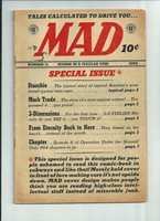 MAD #12 Gold Age gem from EC Comics! Art by Wally Wood & more! ~COOL~