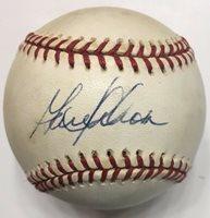 LA Anaheim Angels GARRET ANDERSON Autographed Signed Baseball PSA/DNA Q30012