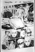 Uncanny X-Men #25 Page 23 Original Comic Book Art Issue #25   2013