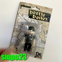 Medicom Be@rbrick 2011 Drx Army 100/% Beetle Bailey Bearbrick 1P