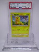 POKEMON PIKACHU 28//73 RARE REVERSE HOLOFOIL NM CARD  SHINING LEGENDS