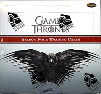 2015 Rittenhouse 'Game of Thrones' Season 4 Trading Card box