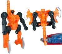 Transformers 2.5 Inch Action Figure Arms Micron Series - Peaceman