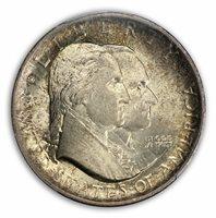 SESQUICENTENNIAL 1926 50C Silver Commemorative PCGS MS65