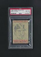 1965 Topps Transfers GARY PETERS PSA 8 White Sox (Highest Graded)