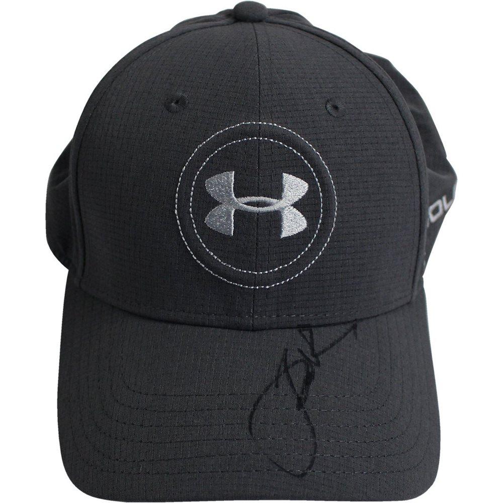 Jordan Spieth Signed Under Armour Hat JSA. Click To Enlarge ac90077f317