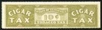 SRS TN CG11 1933-38 10c olive green mint, F-VF