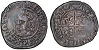 SCOTLAND. Robert II. (King, 1371-1390). (1371-90) AR Penny. PCGS VF35. Edinburgh Mint. Crowned bust left; lis tipped scepter before; star at base of scepter / Long cross pattée, mullet in each angle. SCBC 5145.Please use this link to verify the PC