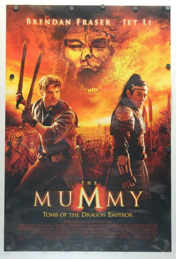 The Mummy Tomb Of The Dragon Emperor 2008 Ds Original
