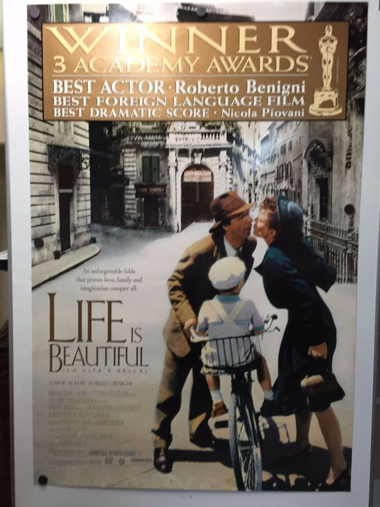 Life Is Beautiful Movie Poster 1998