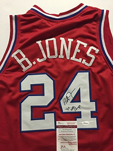 013820f8f Autographed Signed Bobby Jones