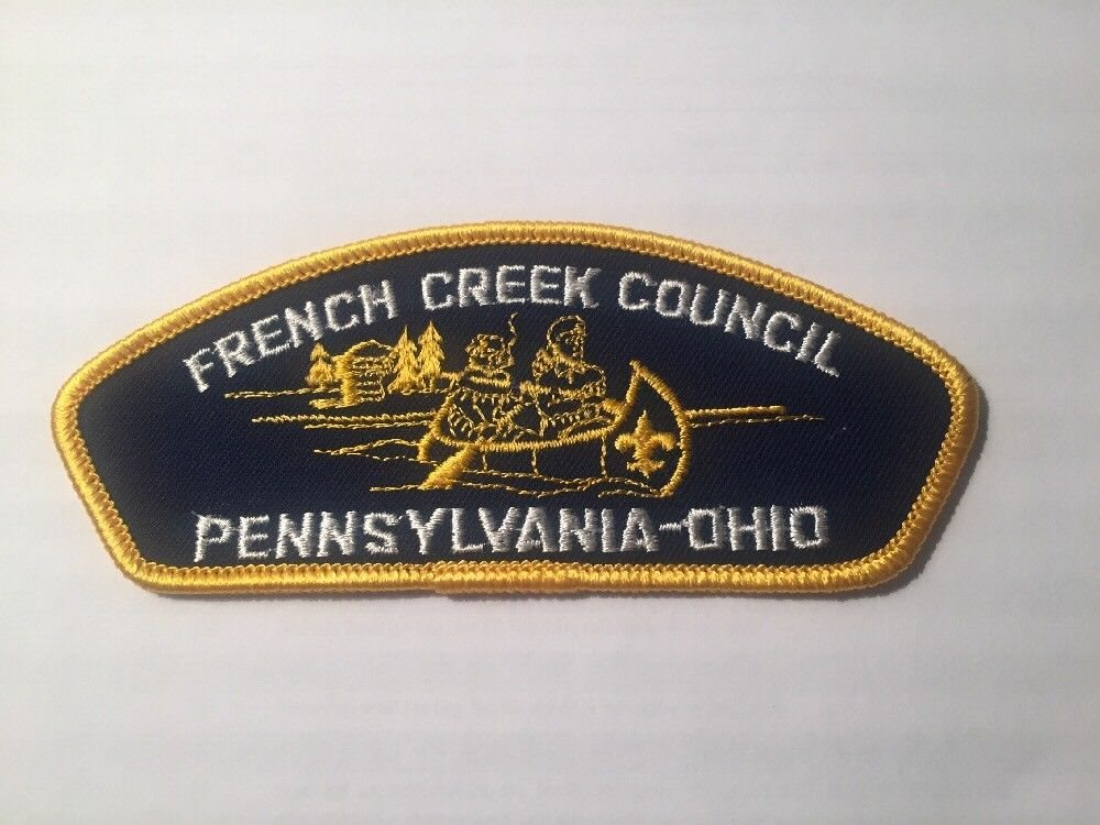 MINT CSP French Creek Council T-2