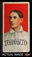1909 T206 Jim McGinley (Baseball Card) Dean's Cards 3 - VG