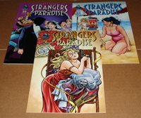 Strangers In Paradise 24 25 26 1st Prints Terry Moore
