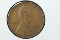 1931-D Lincoln Wheat Cent XF 0PG9