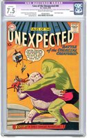 TALES OF THE UNEXPECTED / Issue #40 VF- DC