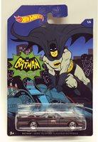 Batman Batmobile 1966 Dorbz Ridez-FUN6405