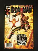 Marvel Comics The Invincible Iron Man #15