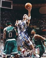 89f8bed3c917 Autographed Jason Kidd 8x10 New Jersey Nets Photo