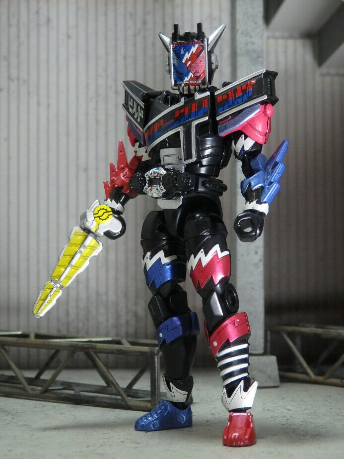 Japan Kamen Rider Shokugan So-do Ride Kamen Rider Zi-O Decade Armor Build  Form