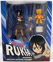 Viz Collection Naruto & Bleach 6 Inch Static Figure Series 1 - Rukia