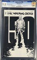 Walking Dead #150 (Retailer Appreciation Variant) graded 9.8 by CGC