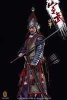 Kong Ling Ge Ming Dynasty 1//6 Male Soldier Transmitter Costume Set KLG-DK001 Toy