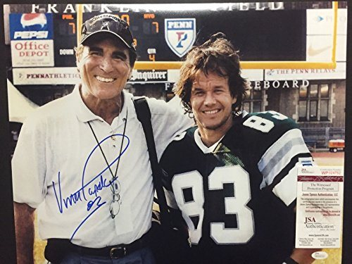 28b0f082307 Autographed Signed Vince Papale Invincible with Mark Wa