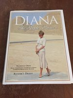 New and Sealed 1997 Diana A Tribute Julia Delano Princess Diana Book Hardcover