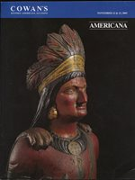 "November 12-13, 2003 Cowan's Historic Americana Auctions ""Americana"" Preview Catalog"