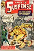 TALES OF SUSPENSE / Issue #41 VGF Marvel
