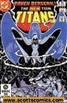 New Teen Titans (1980 1st series) #31 very fine-near mint