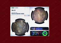 1881-S $1 MS65 NGC