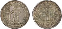 German States, Brunswick-Luneburg, 1690, 2/3 Thaler, AU