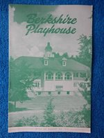 The Tender Trap - Berkshire Playhouse Theatre Playbill - August 8th, 1955