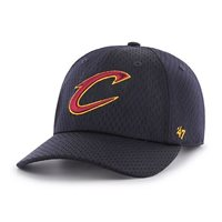 9bd5db3d482 CLEVELAND CAVALIERS CAVS CAP 47 BRAND THREE POINT CLEAN UP STRAPBACK DAD HAT