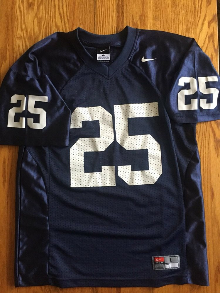 competitive price e1896 a2bd0 Nike youth large Penn State Nittany Lions Football Jersey In EUC